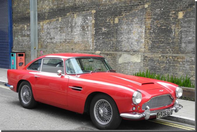 Aston-Martin 1962