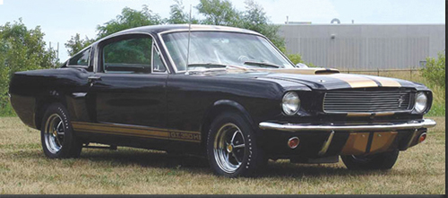 1966 Shelby GT 350-H