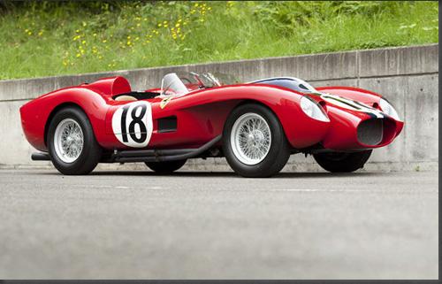 1957 Ferrari