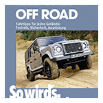 OFF Road - So wird's gemacht Special Cover