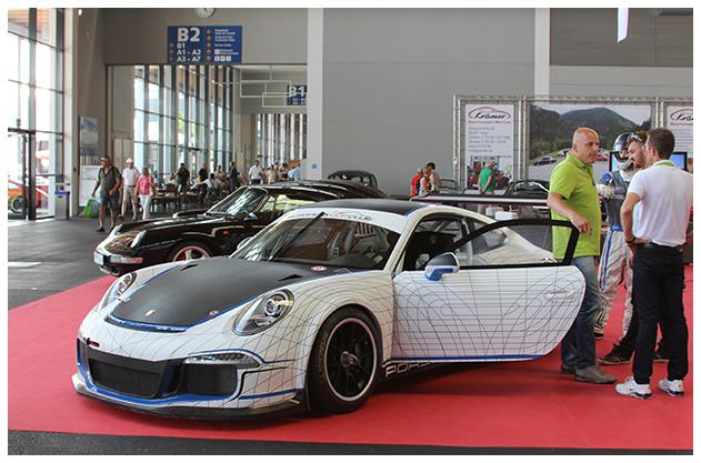 Klassikwelt Bodensee 2016 - Mythos Porsche