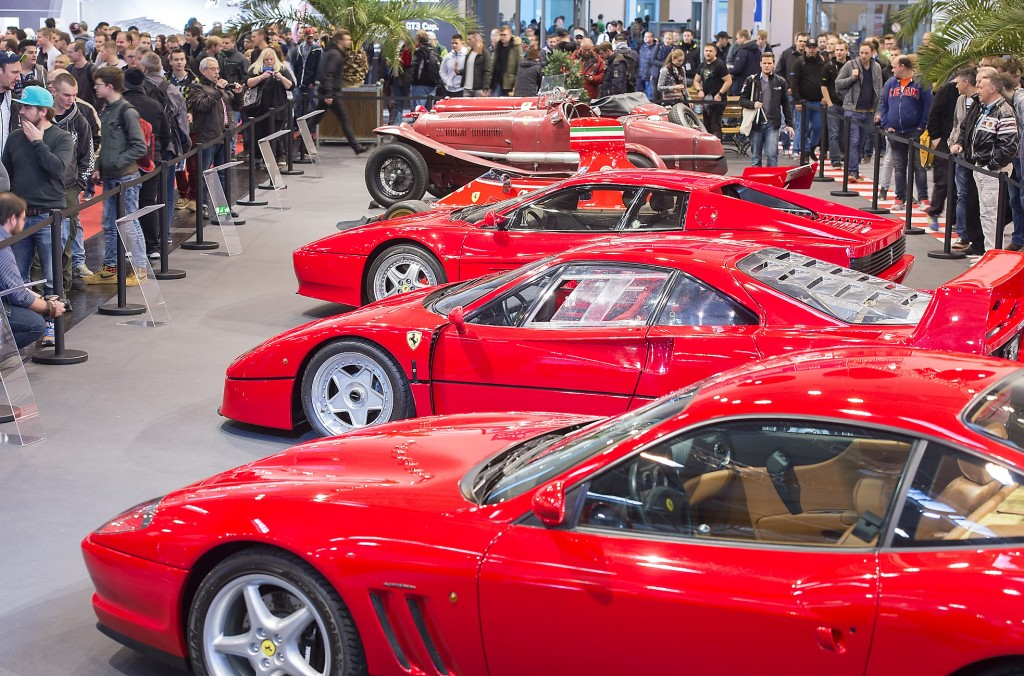 Essen Motor Show / Foto: Rainer Schimm/Messe Essen GmbH