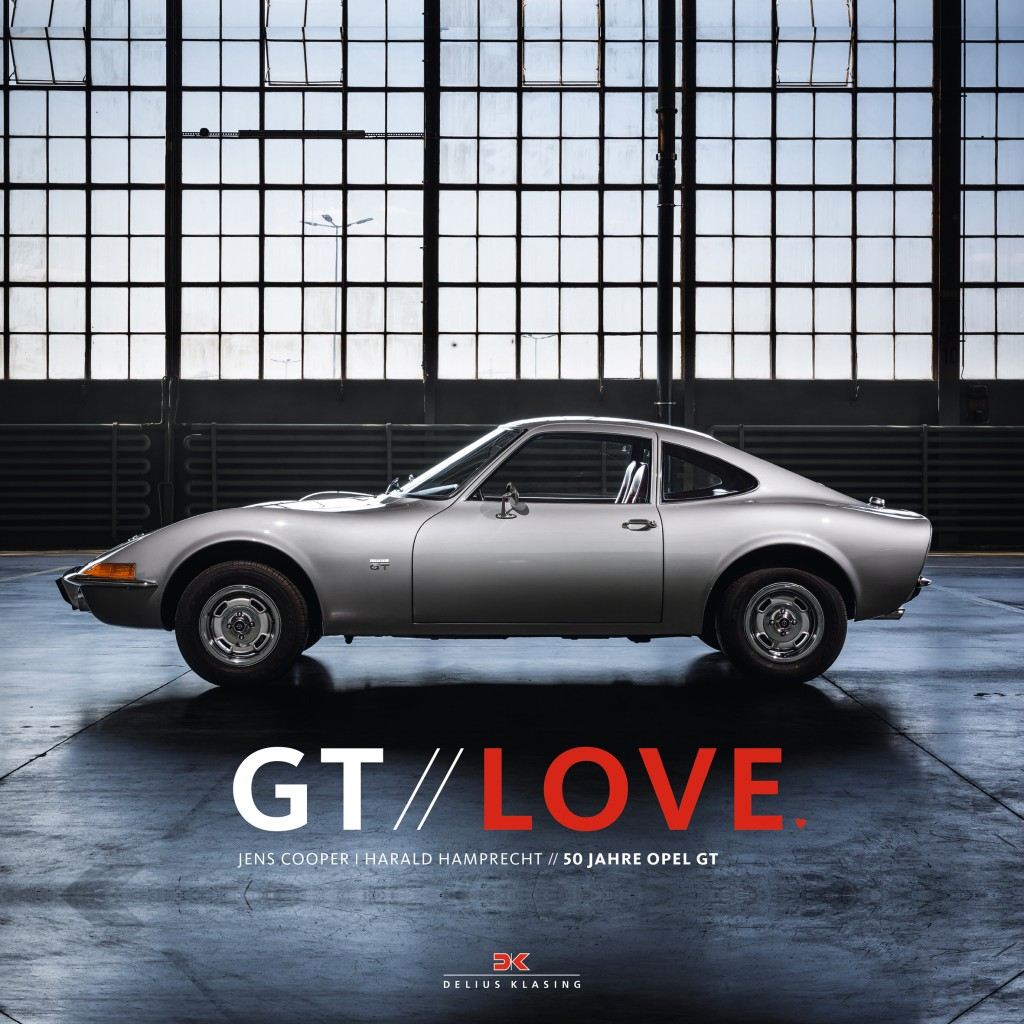 GT Love - Delius Klasing Verlag