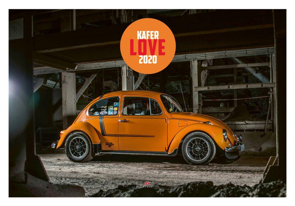 VW-Käfer Kalender - Delius Klasing Verlag