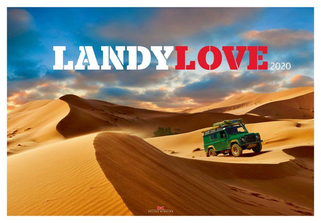 Landy Love Kalender Delius Klasing Verlag
