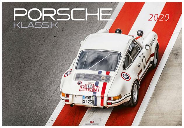 Porsche-Kalender Delius Klasing Verlag