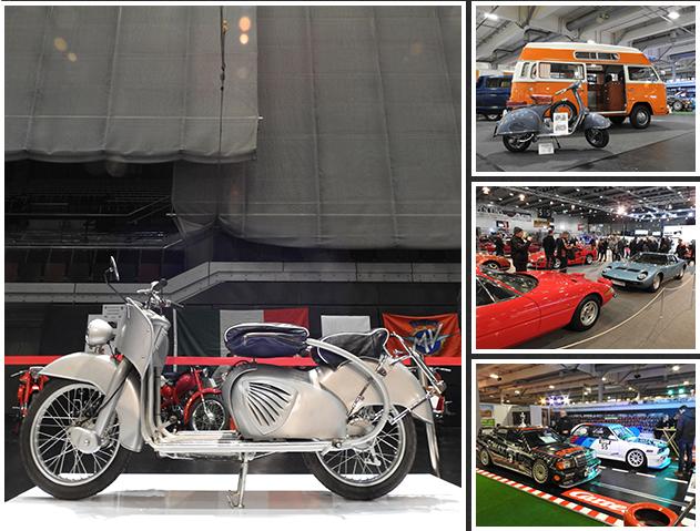 Bremen Classic Motorshow 2020; Photo: Anna Koester-Nowaczyk | classic-analytics